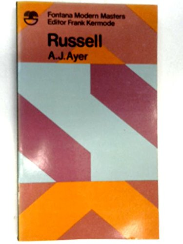 Russell's Logical atomism; (Fontana philosophy classics)