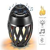 Vistatech Led Flame Speaker Bluetooth Speaker,Dancing Flames Outdoor Indoor Portable...