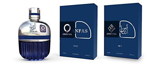 Al Haramain Perfumes Orientica Anfas Oud Eau de Parfum, Spray, 100 ml