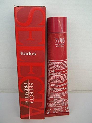 Kadus Selecta Premium Haarfarbe 7/45