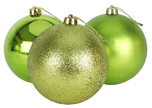 Christmas Concepts® Pack 3 - Adornos árbol Navidad