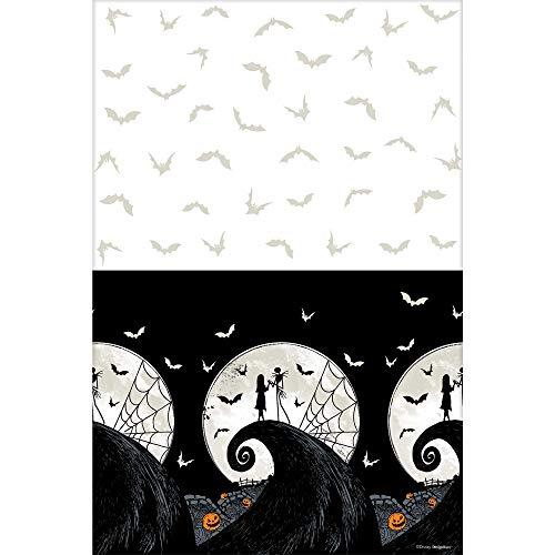 amscan Halloween Parties, 54' X 96', Black