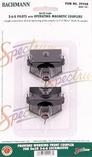 On30 Spectrum Pilots w/Magnetic Coupler (2)