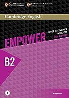 Cambridge English Empower. Workbook + downloadable Audio (B2): Fuer Erwachsenenbildung/Hochschulen.