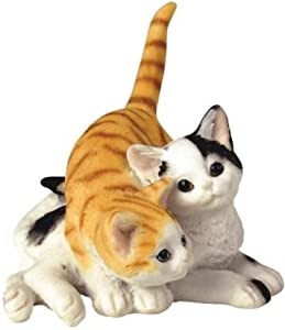 StealStreet FBA_SS-G-18057 SS-G-18057, Cat Feline Animal Figurine Decor Collectible