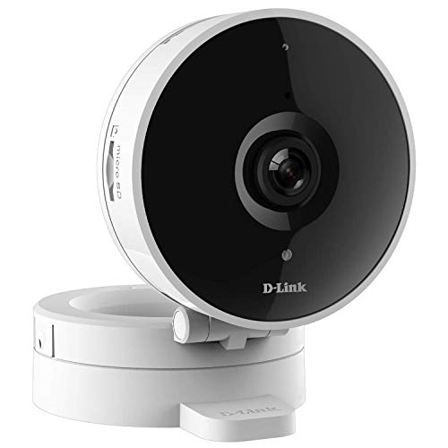 D-Link Indoor HD WiFi Security Camera w/Day