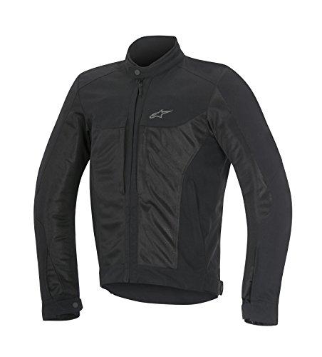 Alpinestars 330881510-M Chaqueta de moto, Negro, M