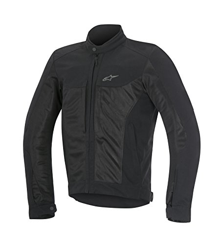 Alpinestars 330881510-XL Chaqueta de moto, Negro, XL