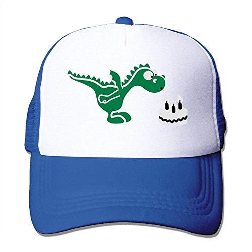 Trucker Mesh Hat Baseball Caps Birthday Dinosaur Adjustable Sport Hats Pretty 26361 Hip hop 5943