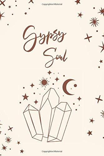 Gypsy Soul: Boho Notebook Journal (Boho Journals)