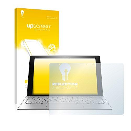 upscreen Entspiegelungs-Schutzfolie kompatibel mit HP Spectre 12 x2 – Anti-Reflex Bildschirmschutz-Folie Matt
