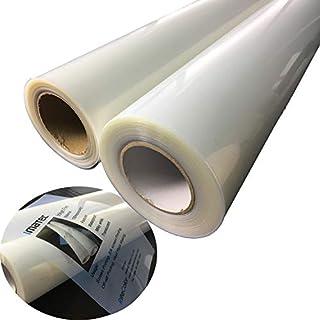 "$104 » Tiger-Hoo 30Inches x 100feet Waterproof Quick Dry Transparency Silk Screen Printing Film (30""x100')"