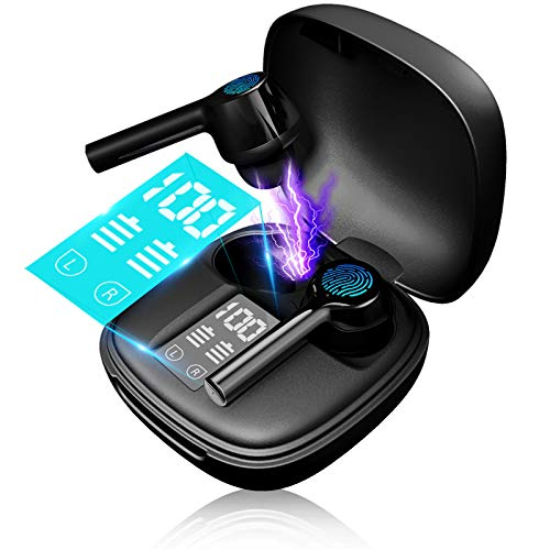 ワイヤレ スイヤホン 片耳 両耳 左右分離型 音量調整 瞬間自動接続 小型 軽量; セール価格: ¥2,980
