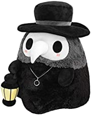 Hosuho Pest Doctor Pluche Toy, Pluizige Lichtgevende Pluche Toy, Zachte Mooie Paar Doll Party Dance Props, Leuke TV Serieuze Pluche Doll Party Prop Plushie Gevulde Doll Kids Gift Voor Home Collection