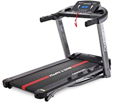 MAXPRO PTM405 2HP(4 HP Peak) Folding Treadmill, Electric Motorized Power Fitness Running Machine with LCD Display and...