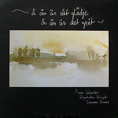 Marie Selander, Styrbjörn Bergelt & Susanne Broms