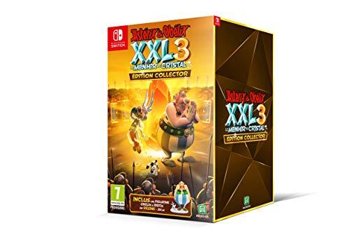 Astérix & Obélix XXL 3 : le Menhir de Cristal Collector pour Nintendo Switch