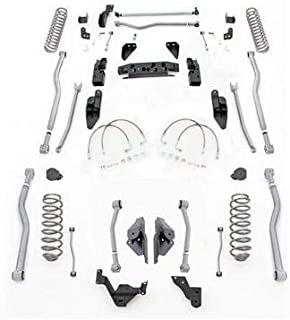 Rubicon Express JK4444 Extreme Duty 4-Link Long Arm System