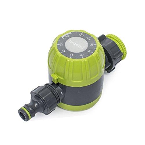 Bewässerungsuhr 120min LIME EDITION, Wasserzeitschaltuhr Wasseruhr Zeitschaltuhr