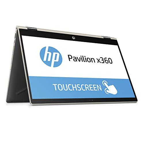 Comparison of HP Pavilion X360 vs Panasonic Toughbook CF-53 MK4 (CF-532VLELCM)