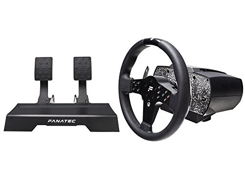 Fanatec Paquet CSL Elite pour PC et Xbox One
