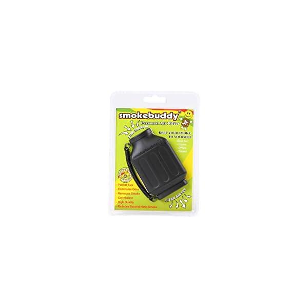Smoke Buddy Jr Black Personal Air Filter