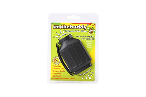 smokebuddy Jr Black Personal Air Filter