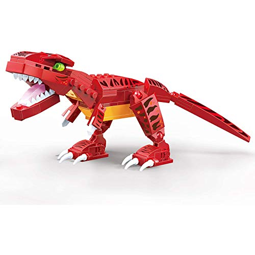 Dinosaurs Building sets ,Creator Mighty Tyrannosaurus Dinosaurs Kit , Festive Features, Best Gifts for boys and girls, Kids Age 5-12