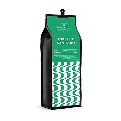 escapp Kaffee Länderkaffee Brasilien ESPIRITO SANTO N°1 350 Gr gemahlen