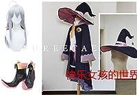 魔女の旅々 イレイナ コスプレ衣装(ウィッグ 靴 別売り)