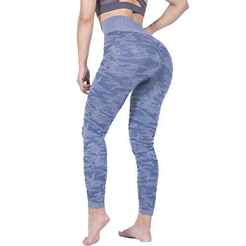 Polainas de control de la barriga pantalones de las mujeres de cintura alta de entrenamiento Medias de desgaste activo de las mujeres pantalones de yoga push up polainas