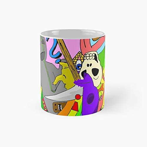 Sweet 600 Refix Taza clásica | El mejor regalo divertidas tazas de café de 11 oz