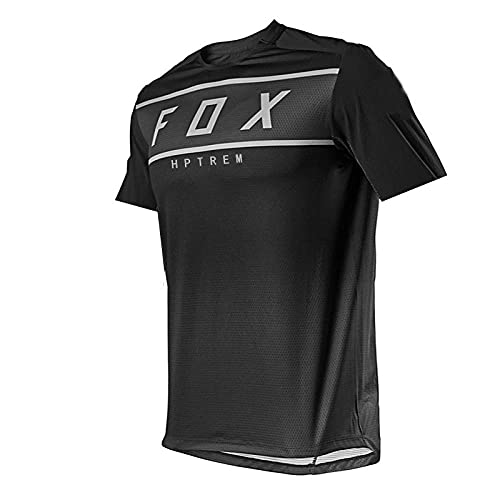Motorcycle Mountain Bike Team Downhill Jersey MTB Offroad Fxr Bicycle Locomotive Shirt Cross Country Mountain Hptrem Fox Jersey-3Xl