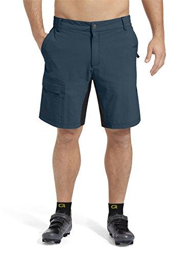 GONSO Herren Bike Shorts Arico V2, Majolica Blue, S, 15006