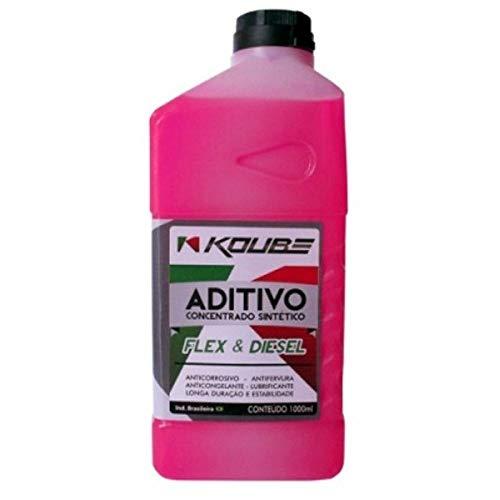 Fluido para Radiador Concentrado Sintético (Flex e Diesel) 1L - Koube