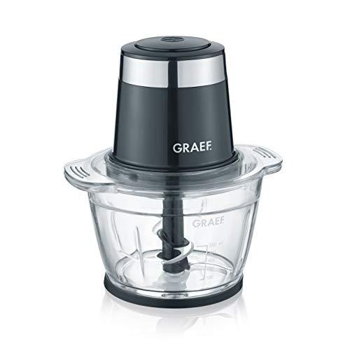 Graef CH502EU Zerkleinerer, Glas, 0.5 Liter