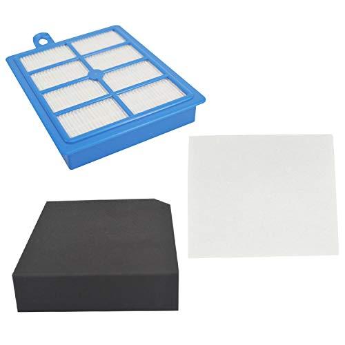 HYJ Lot de filtres HEPA/MOteur/mousse lavable pour aspirateur Electrolux USK6 USK4A USK5 9001668657 9001661595 9001663971 9001664409