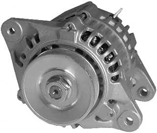 New Alternator for John Deere Industrial Engines, Skid Steer Loaders, Samsung ExcavatorSE50-3 Yanmar 4TNE94, and Yanmar Marine Engines
