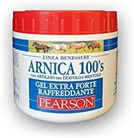 ARNICA 100's® - Arnica Per Cavalli, Gel Extraforte Raffreddante Pearson [500ml]. Crema Arnica Gel Con Artiglio Del...