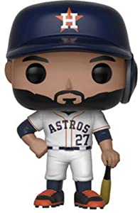 Funko POP!: Major League Baseball José Altuve Collectible Figure, Multicolor