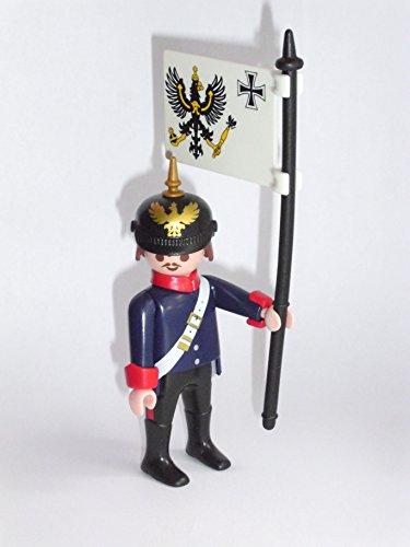 Playmobil Sonderedition: Preußischer Soldat mit Fahne