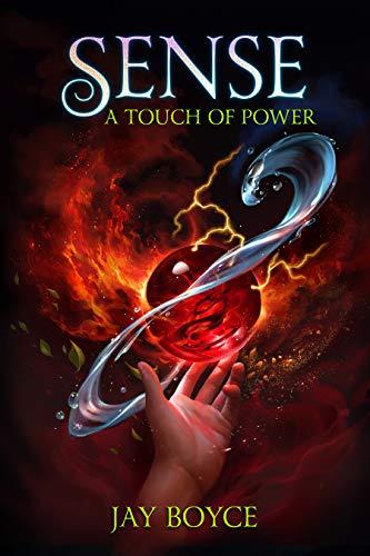 Sense: A Fantasy LitRPG Saga (A Touch of Power Book 3) (English Edition)