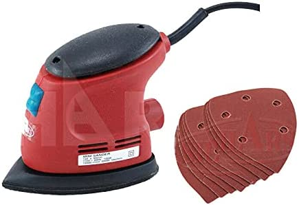 New product! New type Palm Sander 110V 7 8 AMPS 12000 W List price Dust 10 Bag Build-in PCS RPM