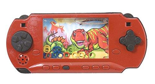Wild Republic 11561 Water Game, Diseño Dinosaurio, Juegos de Agua, Consola Juegos, Regalos para Cumpleaños Niños, Máquina Retro, Desarrollo Visual y la Creatividad