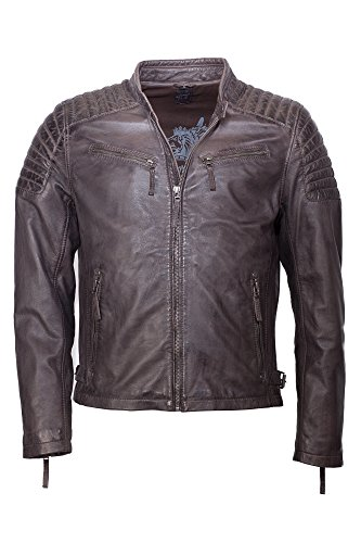 Gipsy by Mauritius Herren Cave LALYV Jacke, Braun (DBR), XXX-Large