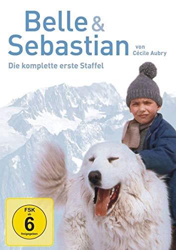 Belle & Sebastian Staffel 1: Deutsche TV-Fassung von 1968