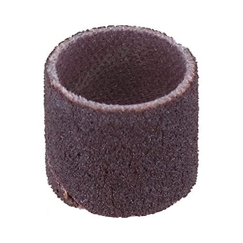 Dremel 432 1/2-Inch 120 Grit Sanding Bands, 6 Pack, 1/2