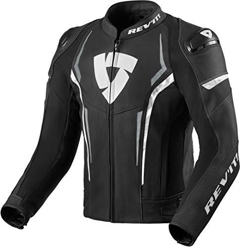 Revit Sport Jacket Glide Black-White, Size M54   FJL114-1600-M54