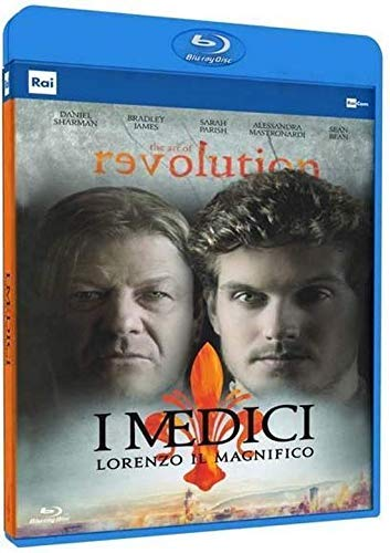Die Medici / Medici Season 2: Lorenzo The Magnificent - 4-Disc Boxset ( ) [ Italienische Import ] (Blu-Ray)