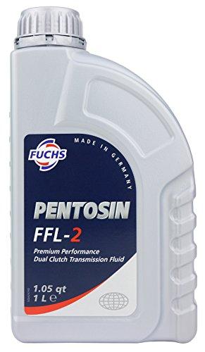 Pentosin Fluide de transmission FFL-2 entièrement synthétique pour embrayage double – 1 litre